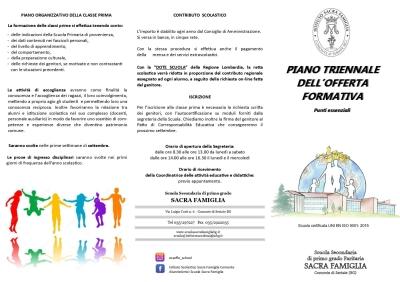 brochure SECONDARIA 2020-2021