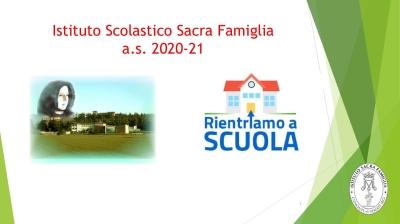 Organizzazione primi giorni di scuola a.s. 2020-2021_Secondaria